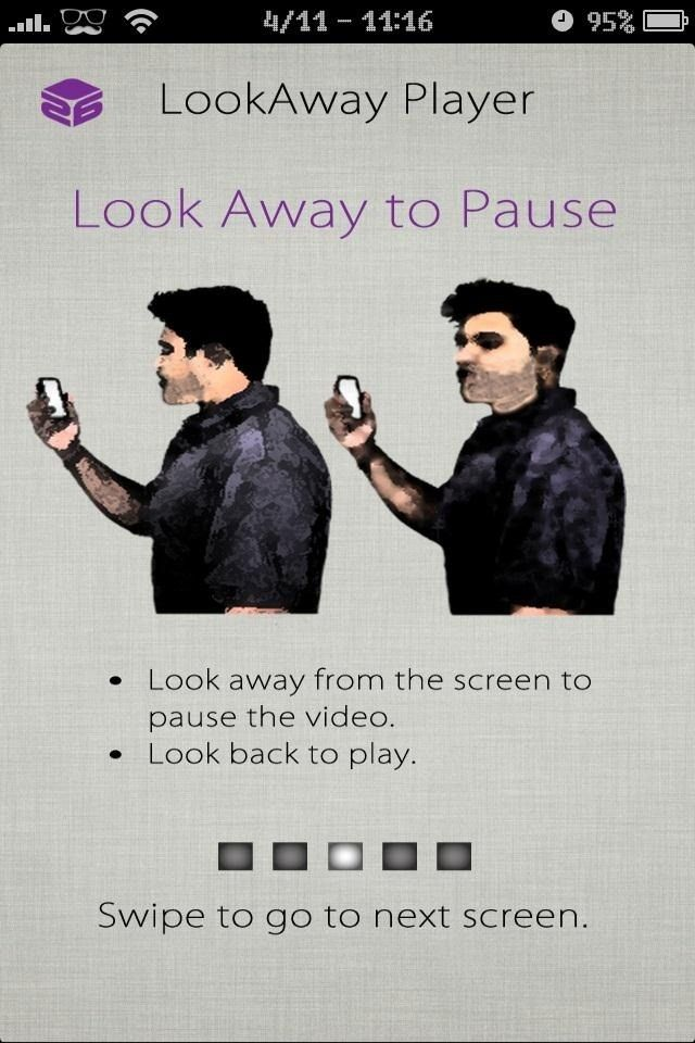 Как использовать Samsung Galaxy S4's New Smart Pause Feature for YouTube on Your iPhone