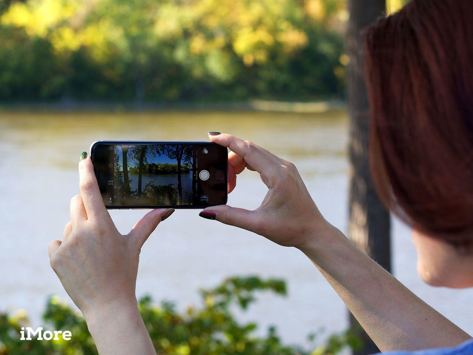 Как качественно фотографировать на телефон