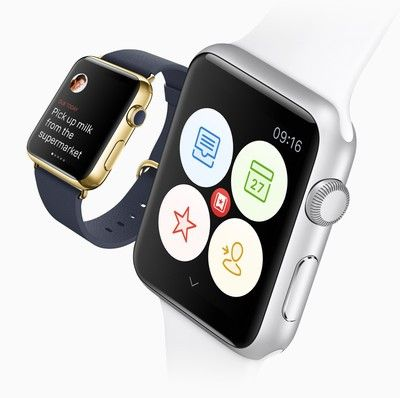 Wunderlist на Apple Watch