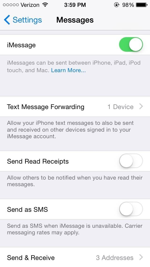 яблоко's iOS 8.1 Update Gives iPhones Everything That iOS 8 Promised