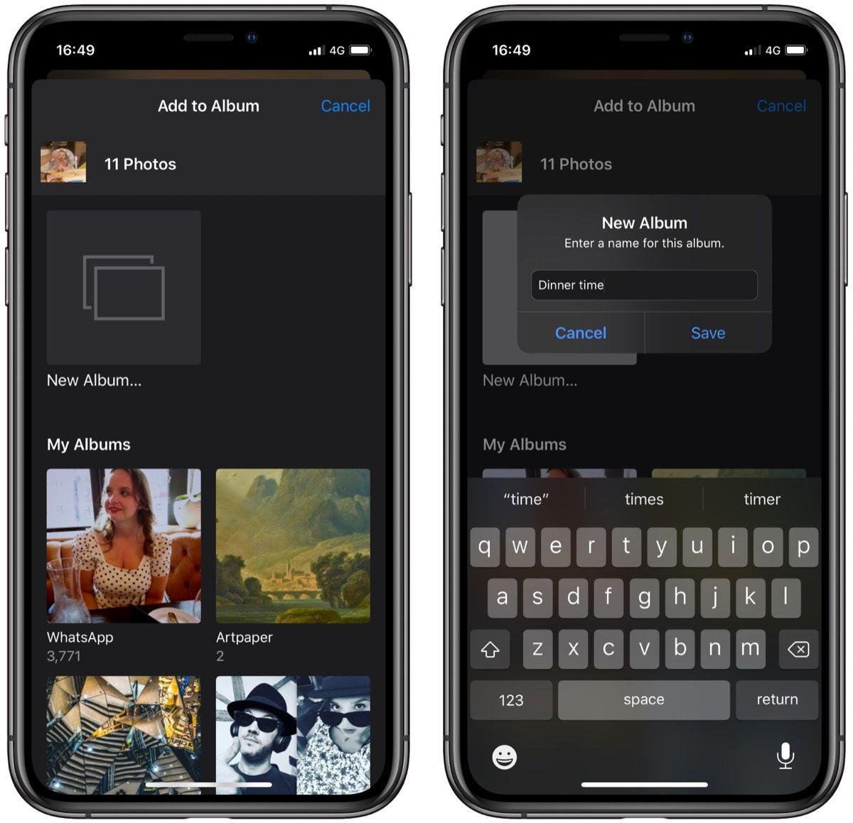 приложение чтобы объединять фотографии в айфоне доказали, что