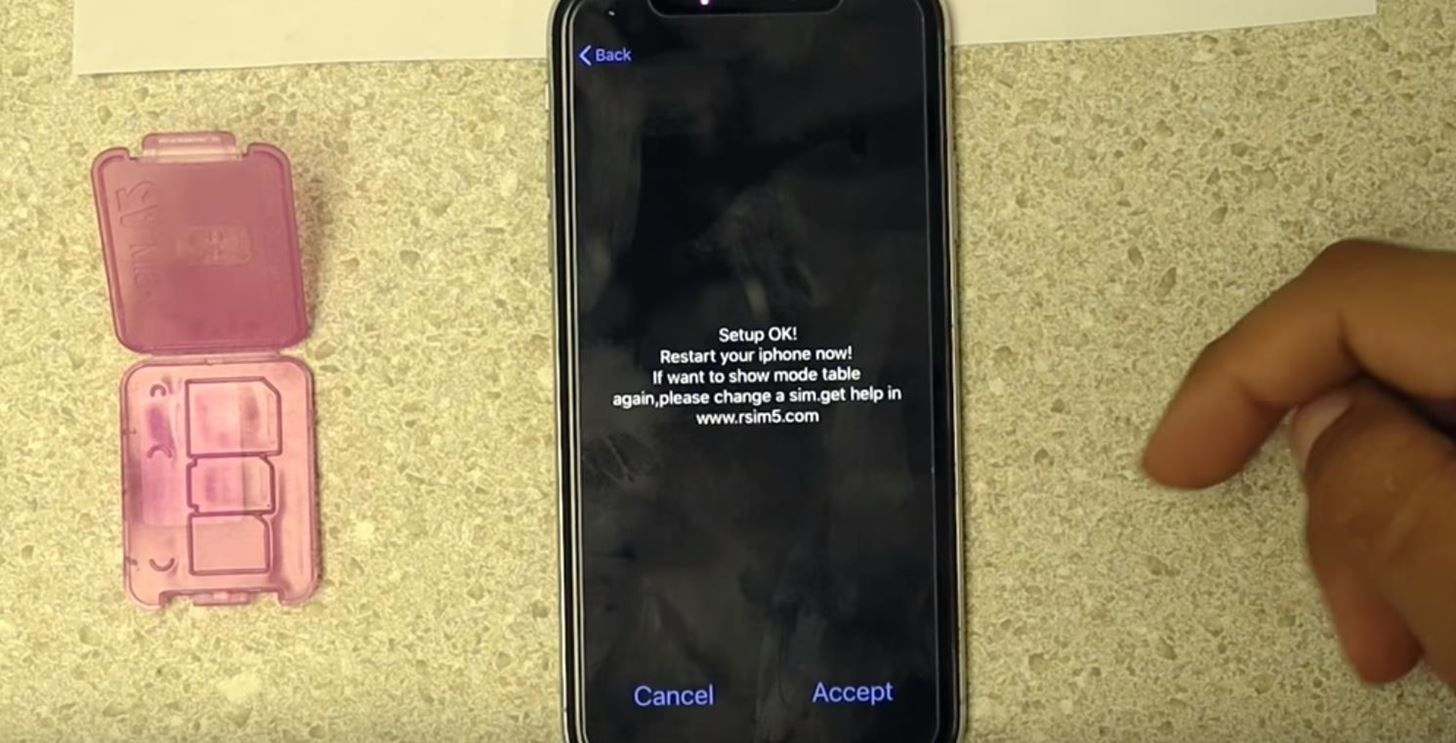 Как разблокировать ваш iPhone в сети для использования с любым GSM-оператором на iOS 11