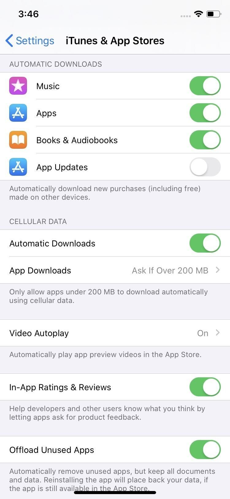 где's the App Store's 'Updates' Tab? Here's How You Install App Updates Manually Now in iOS 13