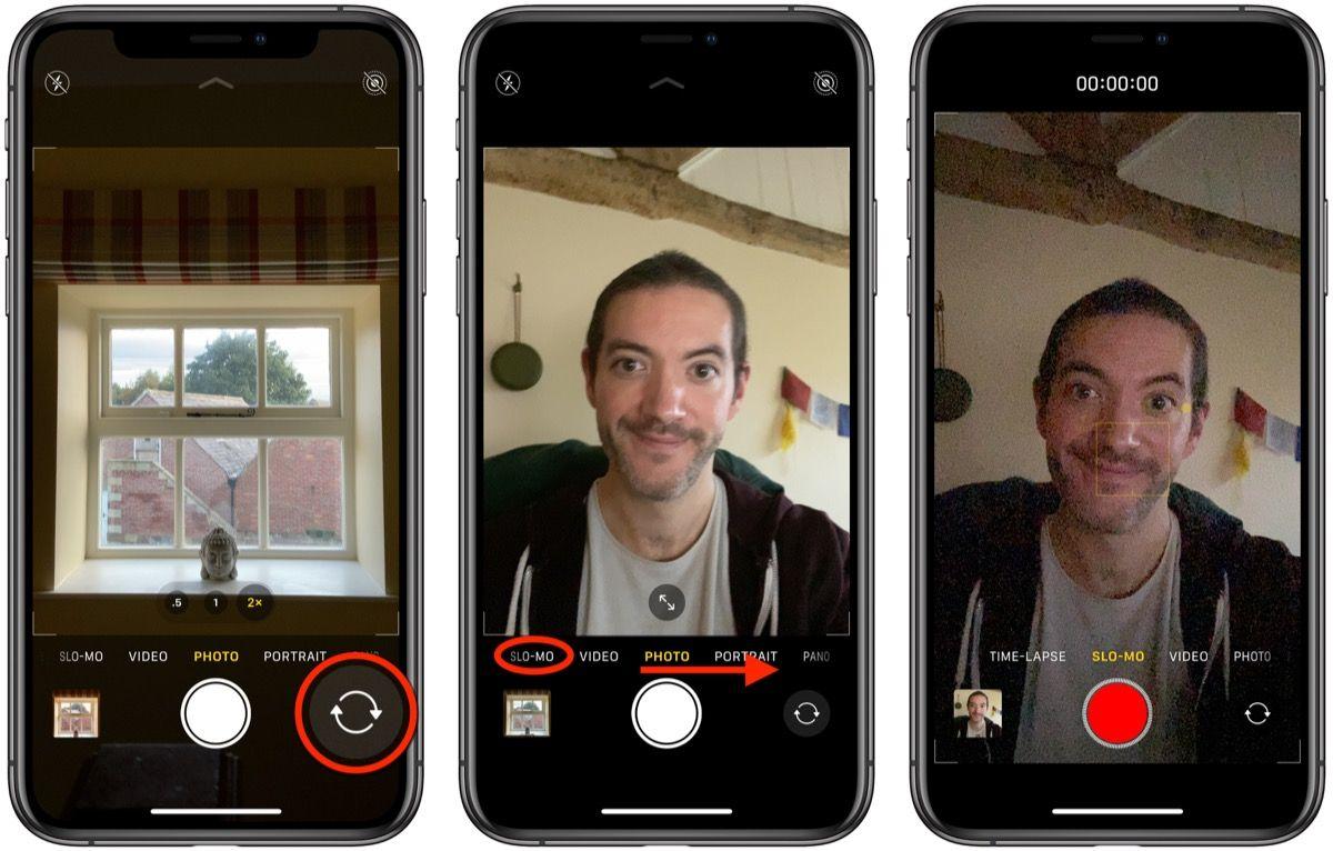 Как сделать ретро фото на айфоне вырос актёрской